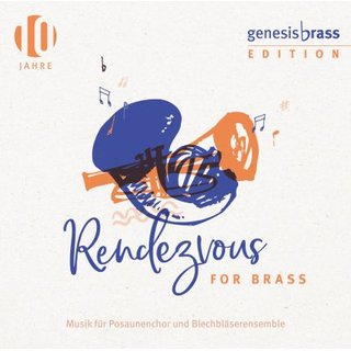Audio-CD Rendezvous for brass